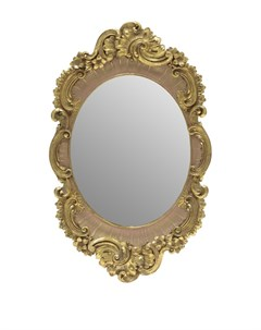 Зеркало настенное 26x3x42 см Гласар