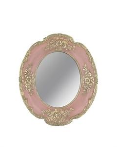 Зеркало настенное 34x4x40 см Гласар