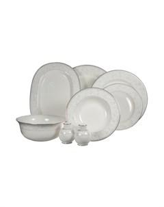 Сервиз столовый 23 пр 6 перс Royal porcelain