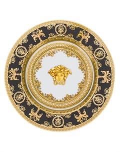 Круглая тарелка I Love Baroque 18 см Versace home