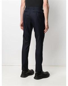 Строгие брюки с поясом Officine generale