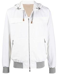Легкая куртка на молнии Eleventy