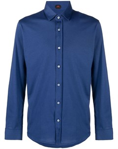 Рубашка на пуговицах Mp  massimo piombo