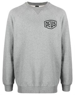 Толстовка с логотипом Deus ex machina
