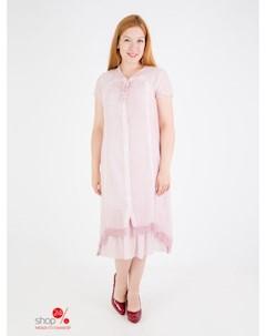 Платье цвет розовый Domene