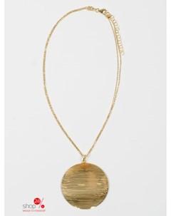 Цепочка с подвеской цвет желтая позолота серебро Navell