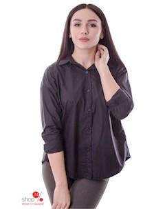 Рубашка цвет черный Madmuazel