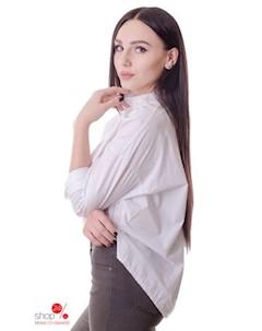 Рубашка цвет белый Madmuazel