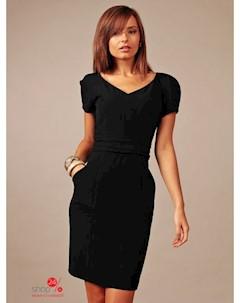 Платье цвет черный Vera fashion