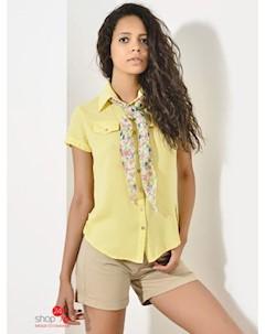 Рубашка цвет желтый Mirliva