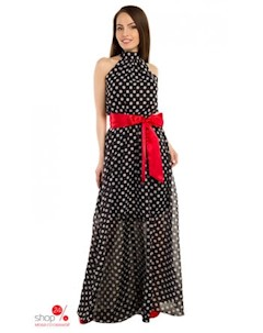 Платье цвет черный Uamode