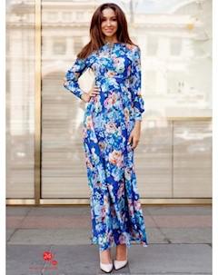 Платье цвет мультиколор Elena fedel