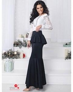 Юбка цвет черный Nova moda