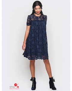 Платье цвет темно синий Zephyr