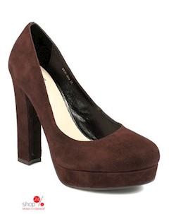 Туфли цвет коричневый Popular fashion