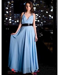 Платье цвет голубой Charm