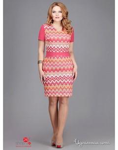 Платье цвет мультиколор Runella