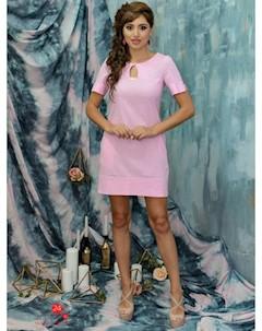 Платье цвет розовый Marafett