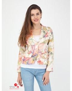 Пиджак цвет бежевый Atos lombardini