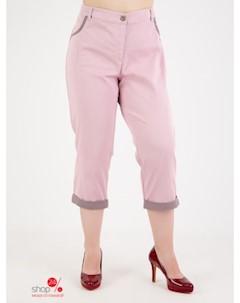 Капри цвет розовый Domene