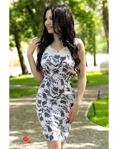 Платье цвет серый Ghazel