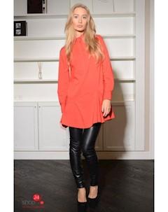 Туника рубашка цвет красный Lipinskaya brand