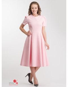 Платье цвет розовый Selezza