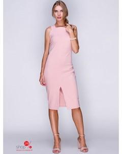 Платье цвет персиковый Mariem