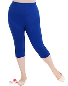 Бриджи цвет синий Darissa fashion