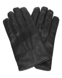 Перчатки кожаные Ermenegildo zegna