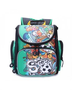 Рюкзак школьный RA 970 6 Grizzly