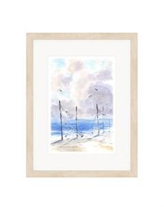 Картина Рыбные места Olga glazunova