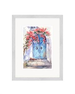 Картина Кипрские двери Olga glazunova