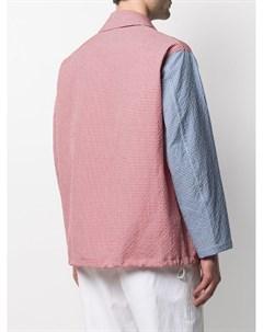 Куртка с контрастными вставками Mackintosh