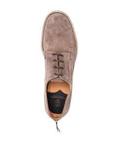 Туфли дерби на шнуровке Silvano sassetti