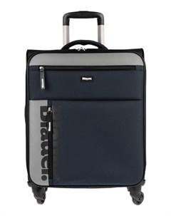 Чемодан сумка на колесиках Blauer