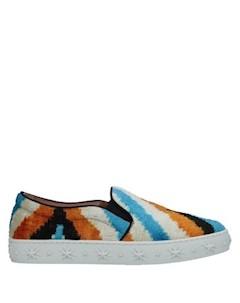 Кеды и кроссовки Aquazzura