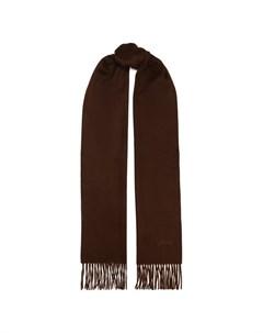Кашемировый шарф Brioni