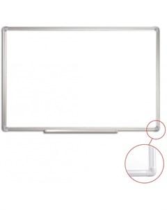 Доска магнитно маркерная алюминиевая рамка 60х90 см Staff