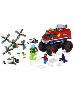 Конструктор Super Heroes Монстр трак Человека Паука против Мистерио Lego