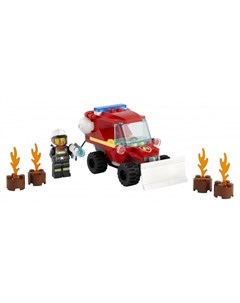 Конструктор City 60279 Лего Город Пожарный автомобиль Lego