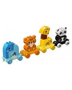 Конструктор Duplo 10955 Лего Дупло Поезд для животных Lego