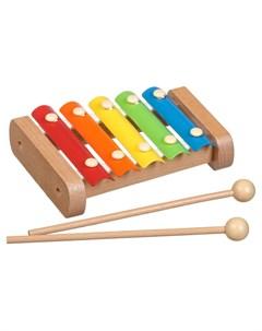 Музыкальный инструмент Ксилофон Lucy&leo