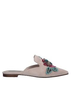 Мюлес и сабо Tosca blu shoes