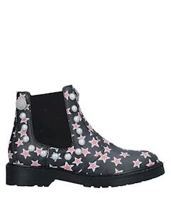 Полусапоги и высокие ботинки La fille des fleurs