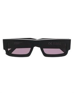 Солнцезащитные очки Wings в прямоугольной оправе Marcelo burlon county of milan