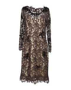 Платье до колена Marta bordoni