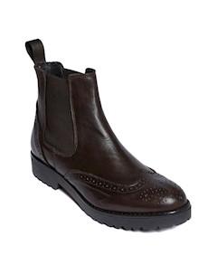Туфли на толстом каблуке Frank daniel