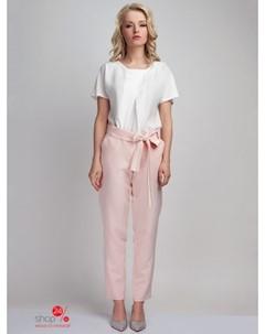 Брюки цвет розовый Lanti