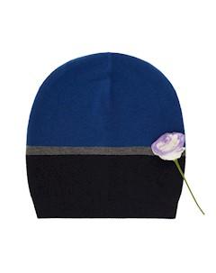 Двусторонняя шапка из кашемира United colors of benetton